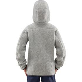 Haglöfs Pile Hætte Unge, grey melange